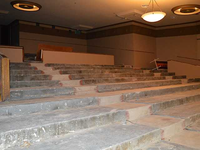 Park Theater balcony to be brought back to life