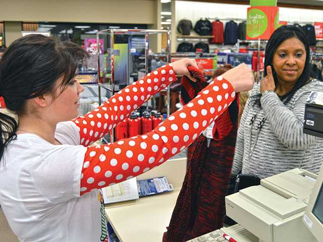 Shopping a knockout for retailers