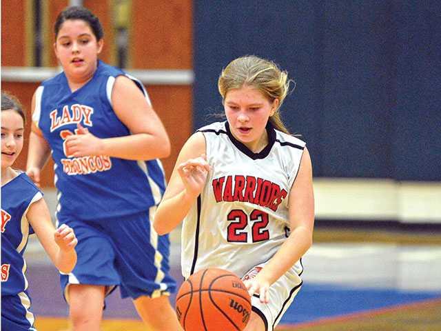 Centertown girls advance past Boyd