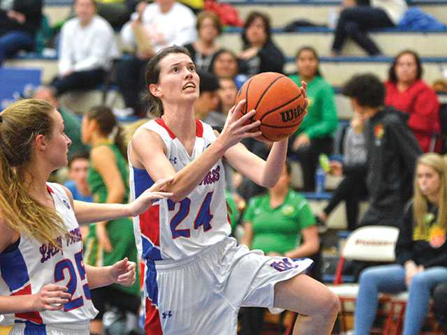 Lady Pioneers get their second victory in a row