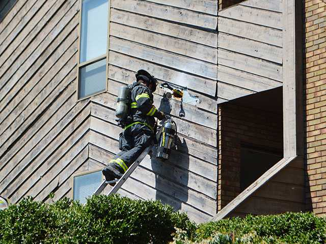 apartment fire starts in dryer vent