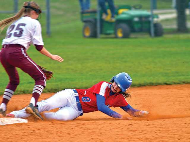 Lady Pioneers earn their first home victory