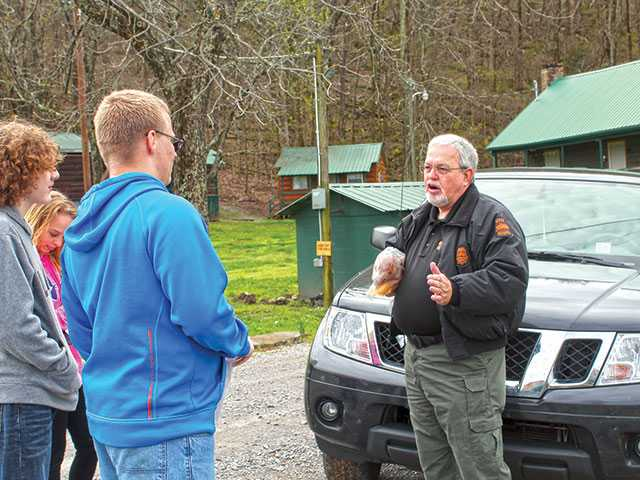 Boyd students participate in Forensic Camp