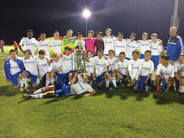 WCMS soccer claims championship