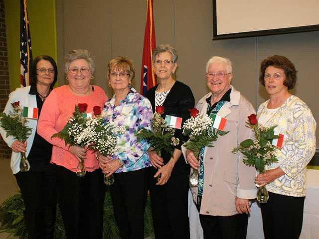 Food service workers recognized