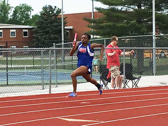 WCHS track stars qualifies for sectionals