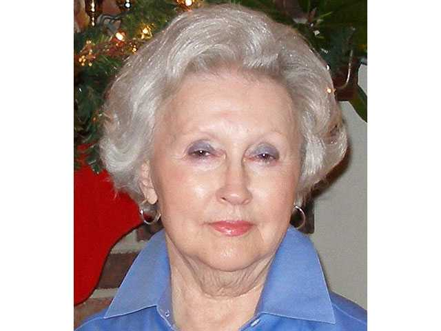 Ann Jacqueline Cummings Davis, 86