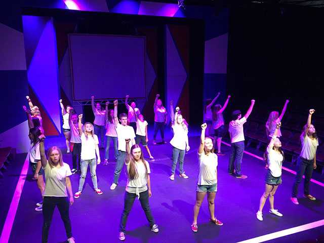 Register now for Youth Conservatory