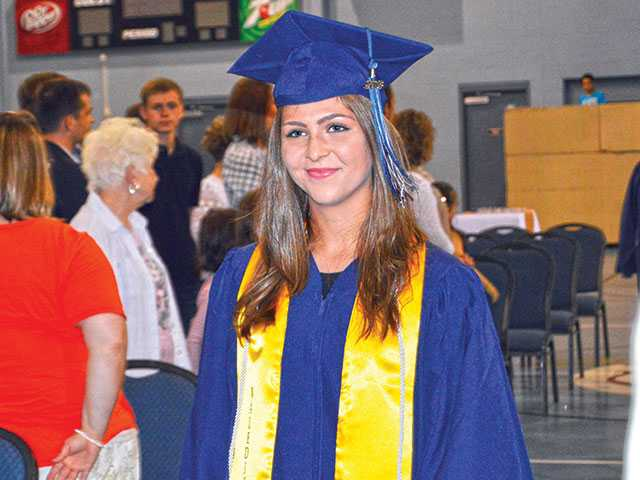 Covenant Academy graduates first class