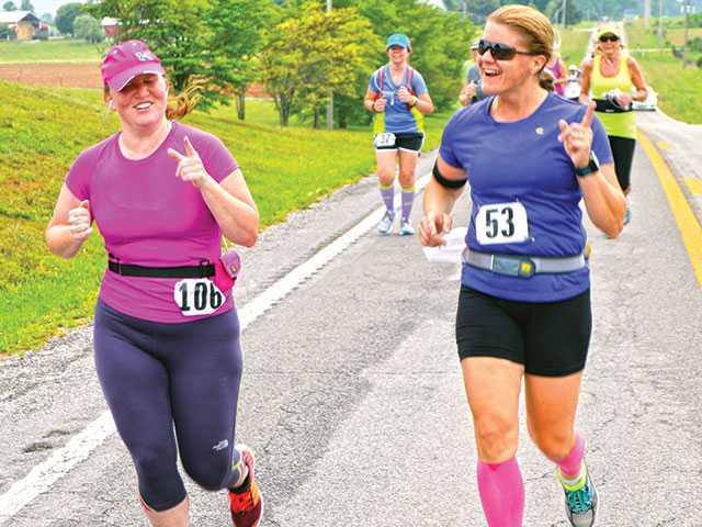 Viola Valley Half Marathon draws crowd