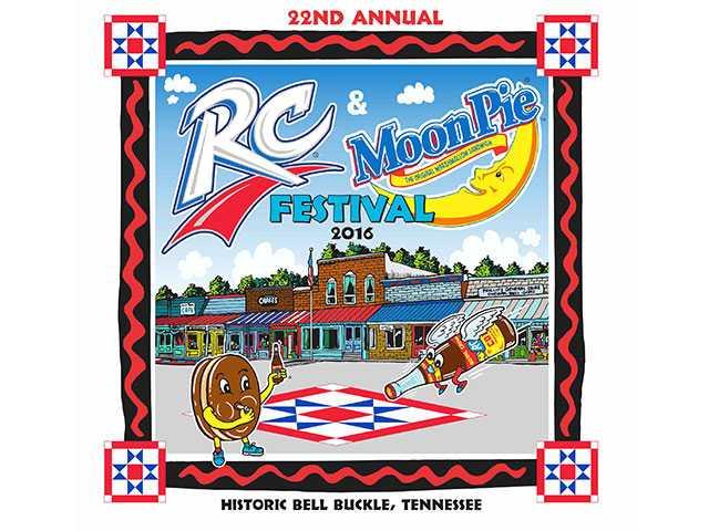 RC-MoonPie Festival Saturday