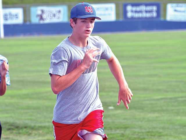 WCMS baseball implements summer workout program
