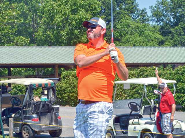 Industry Appreciation Day tournament held