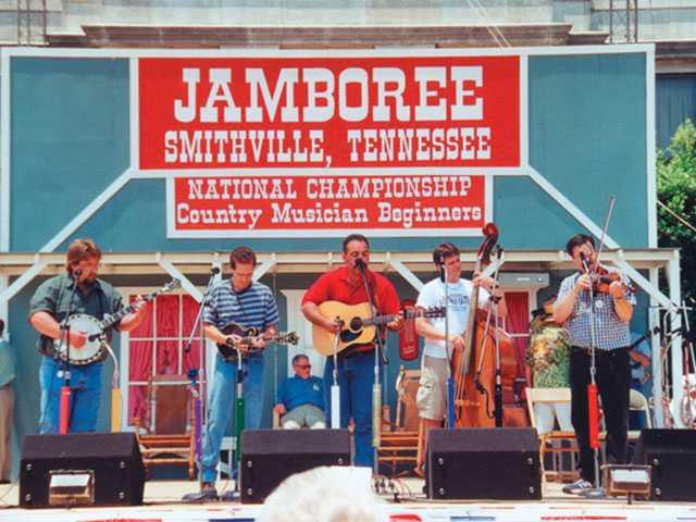 Jam at Smithville Jamboree this weekend