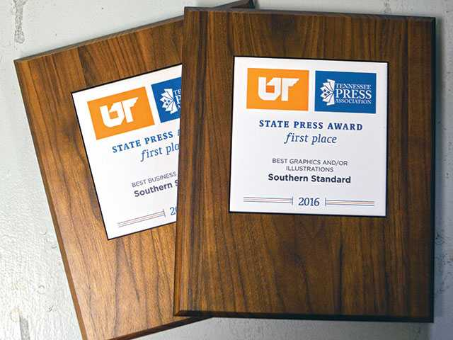Standard earns 5 first-place awards