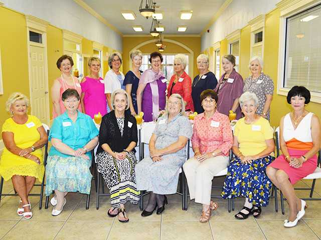 Central High class of '66 ladies gather for brunch