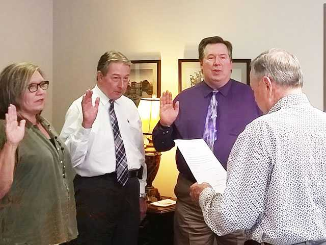 Holmes retires from School Board after eight years