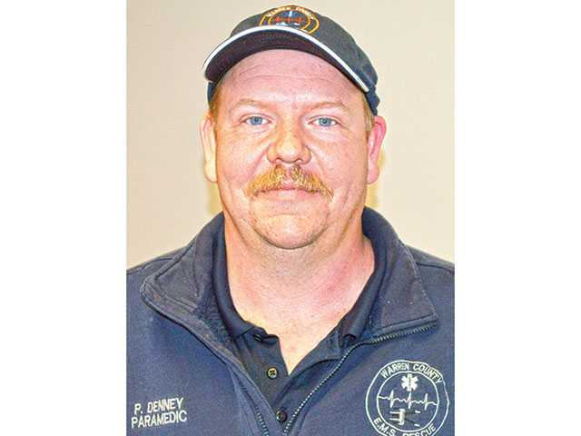Denney may soon become permanent EMS director