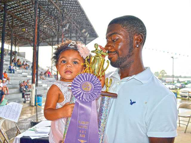 Bevvy of babies compete for crowns