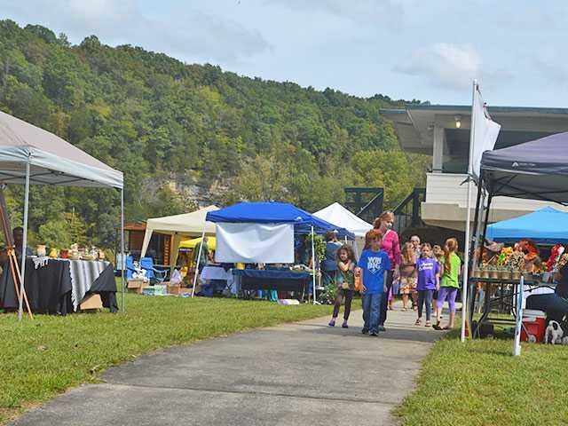 Rock Island Fall Festival next weekend