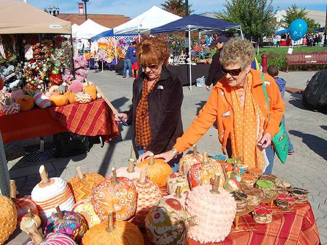 Autumn Street Fair scheduled for Oct. 1