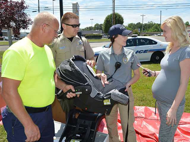 Child car seat education to be offered Oct. 4