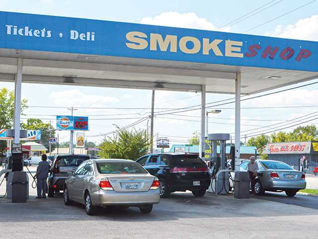Gas prices likely to continue to rise