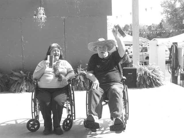 Seniors enjoy day of fair fun