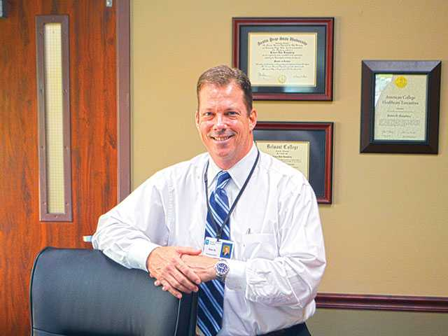 River Park not shuttle hospital, new CEO says