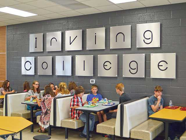 Eastside cafeteria to get fresh look