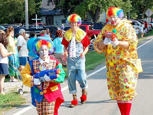 Evil clown rumor spreads