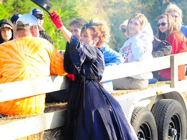 Reservations open for history hayride