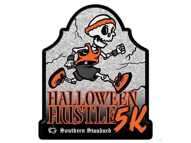 Halloween Hustle 5K Oct. 22
