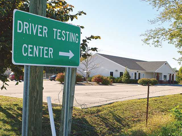 Driver Testing Center to reopen Monday