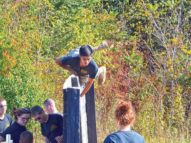 JROTC takes trophies in Kentucky