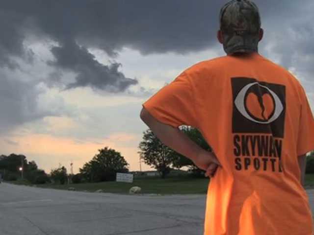 SKYWARN severe weather class set for Oct. 24