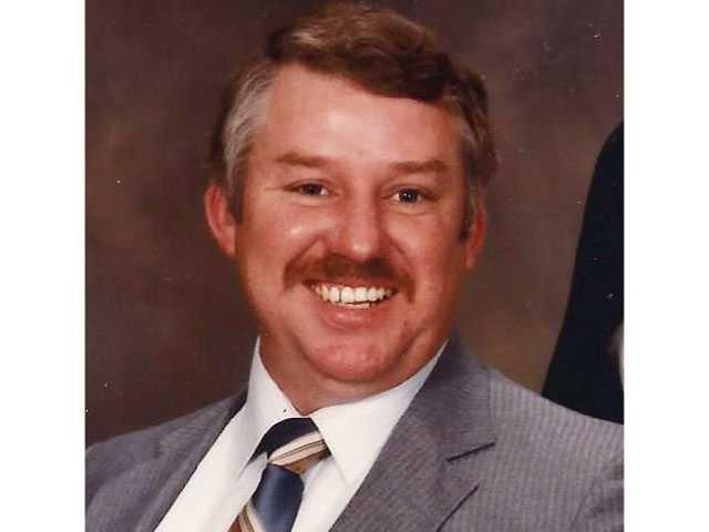 Gary Bruce Pack, 64