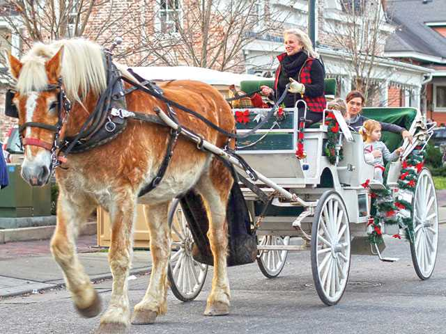 Celebrate a Dickens of a Christmas in Franklin