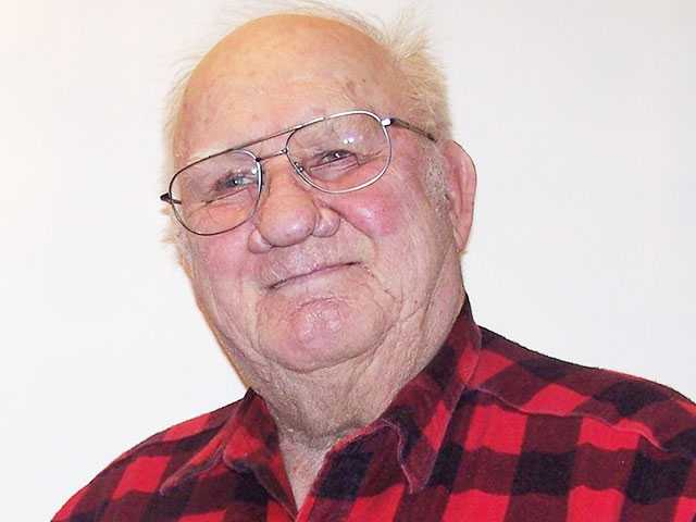 Gerald Gordon Hallum, 82