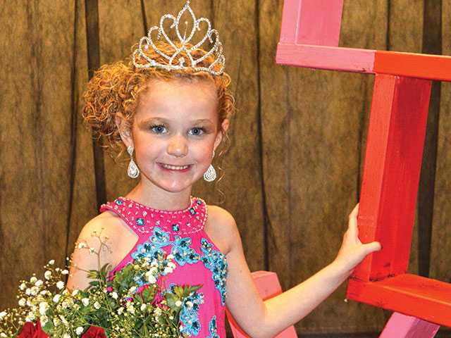 Little Miss Valentine Pageant to mark its 50th anniversary