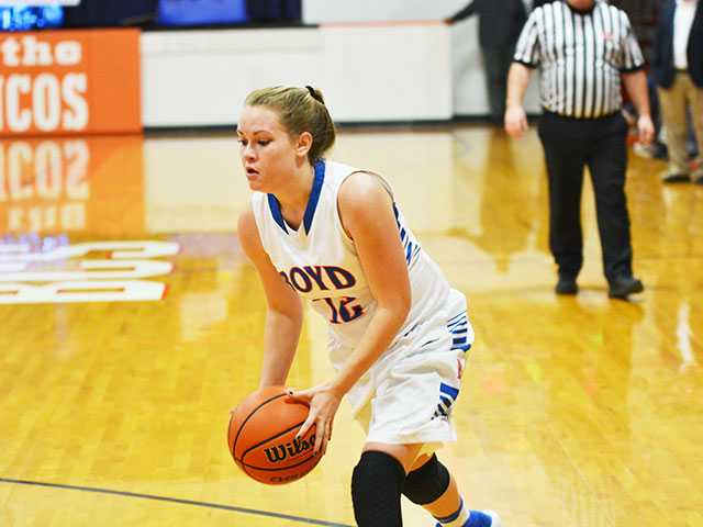 Lady Broncos top Covenant