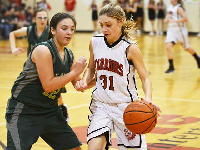 Missed free throws haunt Lady Eagles vs. Centertown