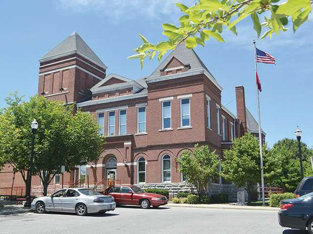 County must bring buildings into ADA compliance