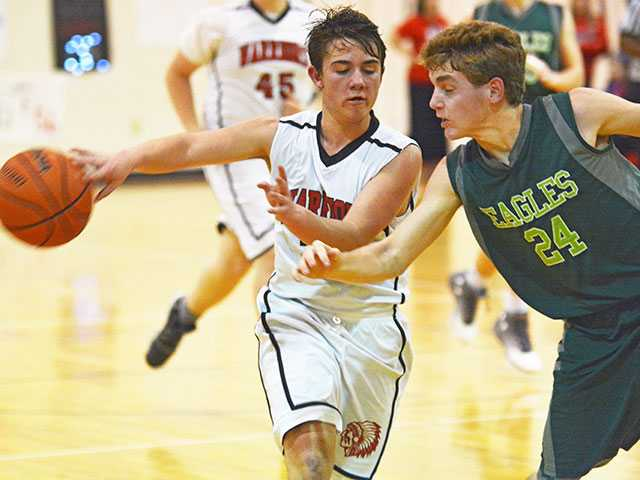 Morrison, Centertown shoot lights out in OT duel