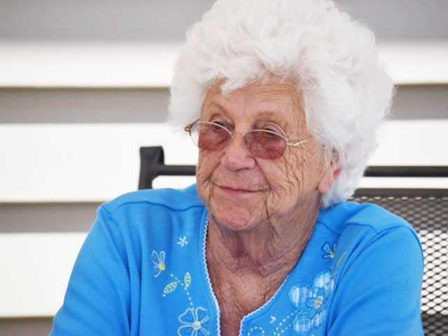 "Mary Elizabeth ""Lizzie"" Youngblood Wilson, 88"