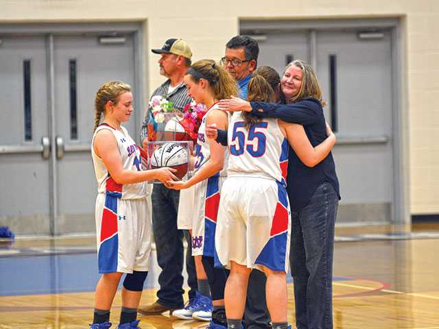 Lady Pioneers lose, turn their attention to tourney