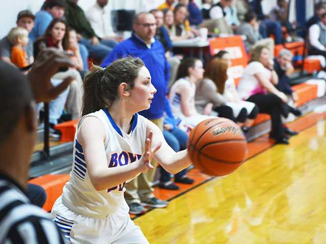 Lady Broncos break Lady Colts