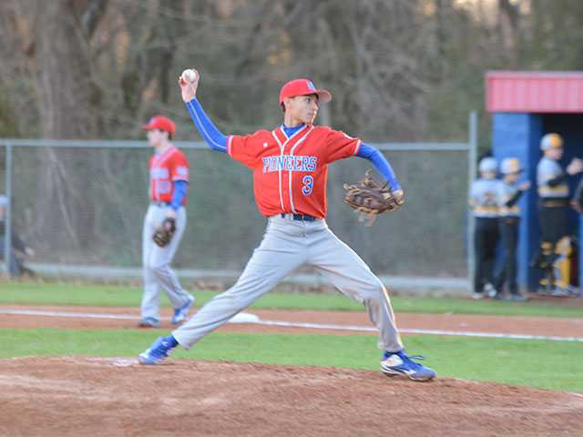 WCMS baseball collects pair of wins