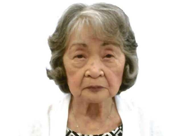 "Shizue ""Susie"" Nakamura Young, 86"