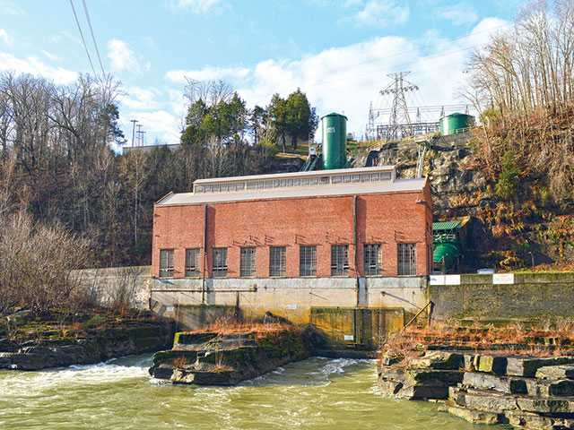 Great Falls Dam tour sure to electrify